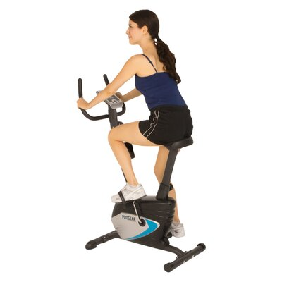 ProGear 250 Compact Upright Bike with Heart Pulse Monitoring