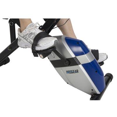 ProGear PROGEAR 190 Compact Recumbent Bike with Heart Pulse Sensors