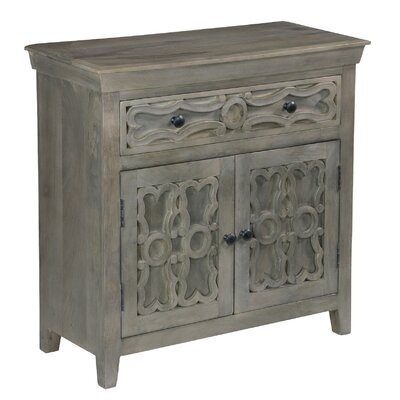 Khetri 2 Door and 1 Drawer Cabinet by Coast to Coast Imports