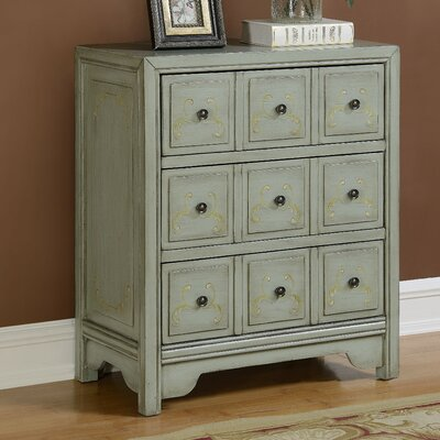 Macanie 3 Drawer Chest by Coast to Coast Imports