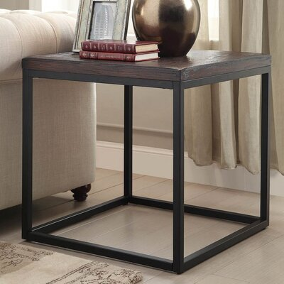 Valley Forge End Table by Coast to Coast Imports