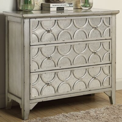 Marlbank 3 Drawer Chest by Coast to Coast Imports