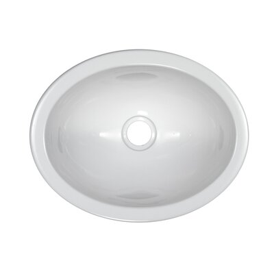 "Deluxe 13"" x 10.25"" x 5.5"" Bar Sink Product Photo"