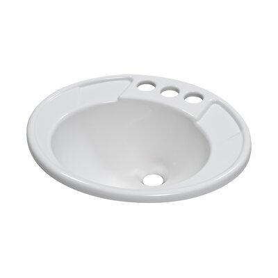 Lyons Industries Deluxe Bathroom sink