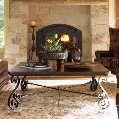Fieldale Lodge Blackstone Square Coffee Table by Lexington
