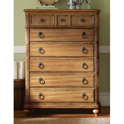 Beach House Gulf Shores 10 Drawer Chest by Tommy Bahama Home