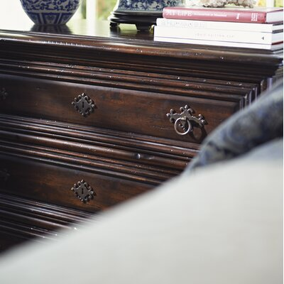 Island Traditions 3 Drawer Bachelor's Chest by Tommy Bahama Home