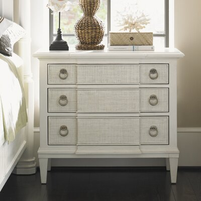Ivory Key Tucker's Point Bachelor's Chest by Tommy Bahama Home