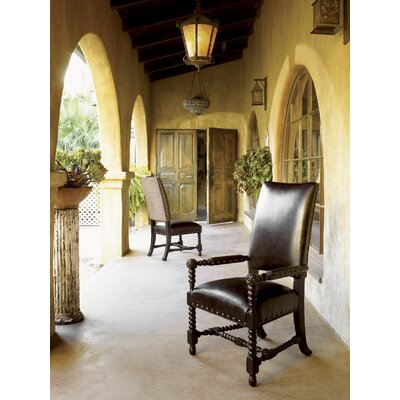 Tommy Bahama Home Kingstown Edwards Leather Arm Chair
