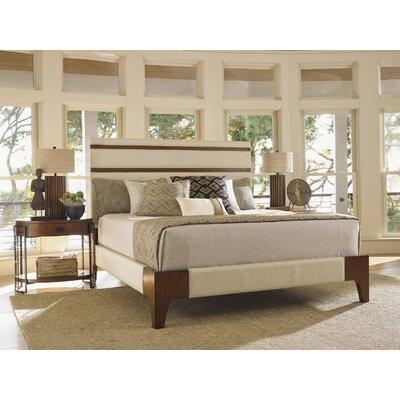 Tommy Bahama Home Island Fusion Panel Customizable Bedroom Set