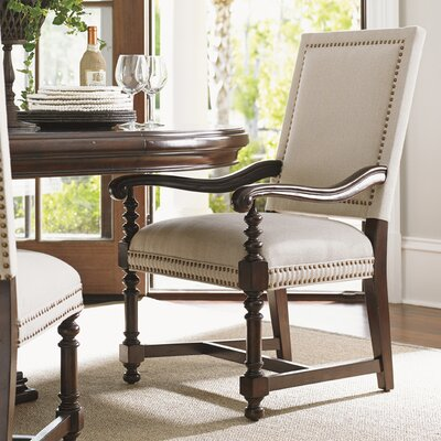 Kilimanjaro Cape Verde Arm Chair by Tommy Bahama Home