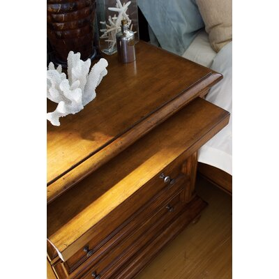 Tommy Bahama Home Island Estate 3 Drawer Bachelor's Chest