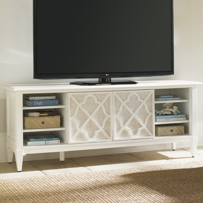 Ivory Key TV Stand by Tommy Bahama Home
