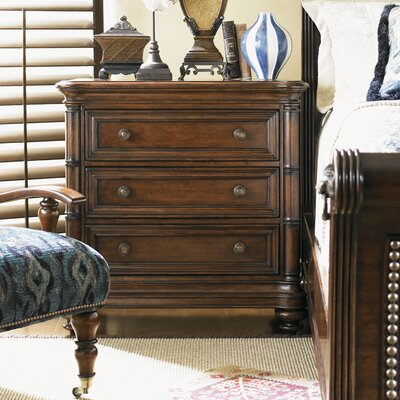 Landara 3 Drawer Bachelor's Chest by Tommy Bahama Home