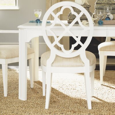 Ivory Key Side Chair by Tommy Bahama Home