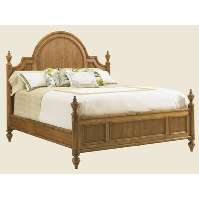 Tommy bahama home beach house belle isle panel bed - Tommy bahama beach house bedroom ...