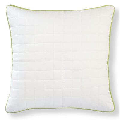 Nygard Home Wisteria Cotton Throw Pillow