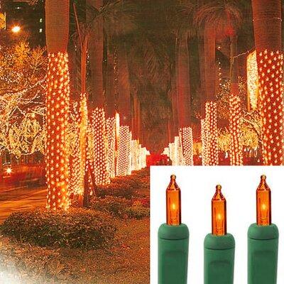 70 Light Tree Trunk Wrap Christmas Light String by Sienna