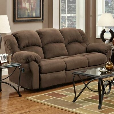 Chelsea Home WCF1654 Ambrose Reclining Sofa