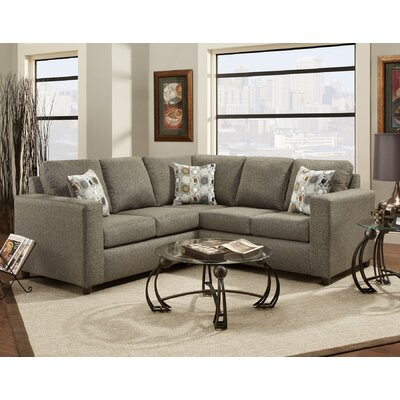 Celine Symmetrical Sectional by Chelsea Home