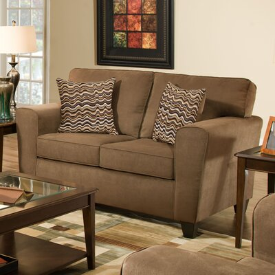 Chelsea Home WCF2037 Zola Loveseat