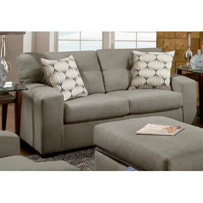 Chelsea Home WCF2053 Rockland Loveseat