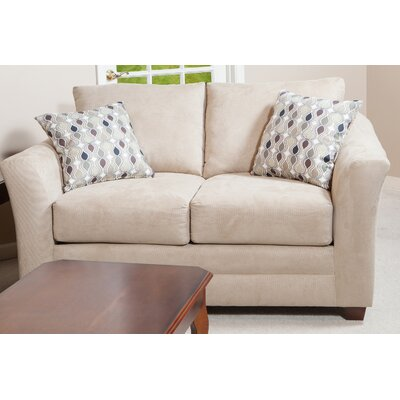Carlow Loveseat by Chelsea Home
