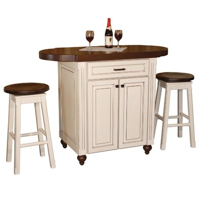 Racheal Kitchen Island Set Product Photo