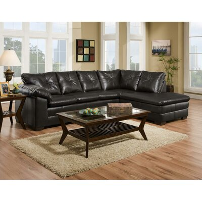 Chelsea Home Epsilon Right Hand Facing Sectional
