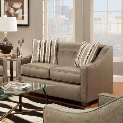 Chelsea Home CHFC1886 Brittany Loveseat