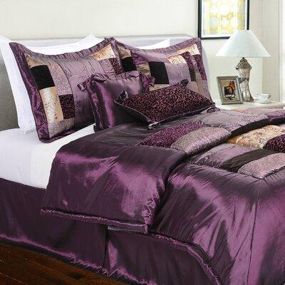 Florence 6 Piece Complete Comforter Set by Hudson Street