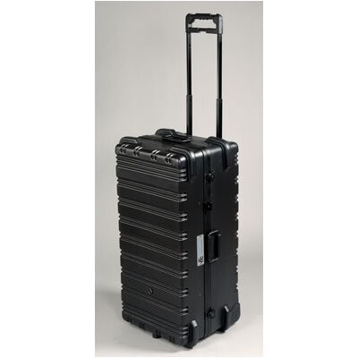 "Chicago Case Company ""Military-Ready"" XL Jumbo 3-Pallet Tool Case (with built-in cart)"