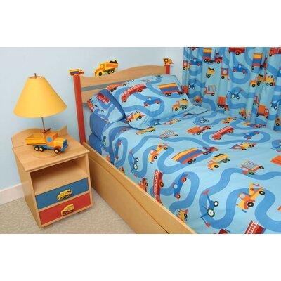 Boys Like Trucks 3 Piece Duvet Set by Room Magic