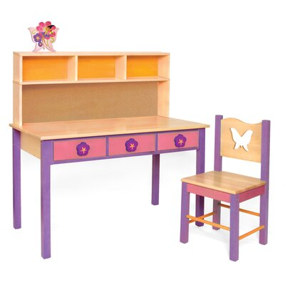 Room Magic Garden Children's Table and Chair Set