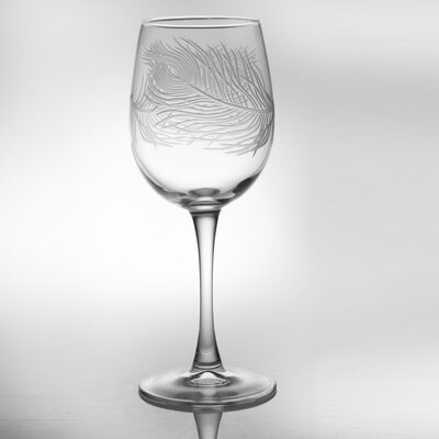 Rolf Glass Rolf Glass Peacock All-Purpose Wine Glass