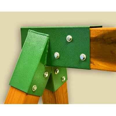 Eastern Jungle Gym Easy 1 2 3 Steel A Frame Bracket