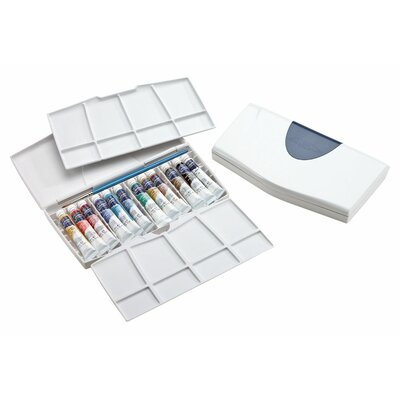 Winsor & Newton Cotman Watercolor Painting Plus Tube Set