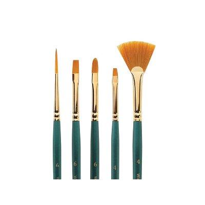 Winsor & Newton Regency Gold Short Bright Decorative Painting Brush