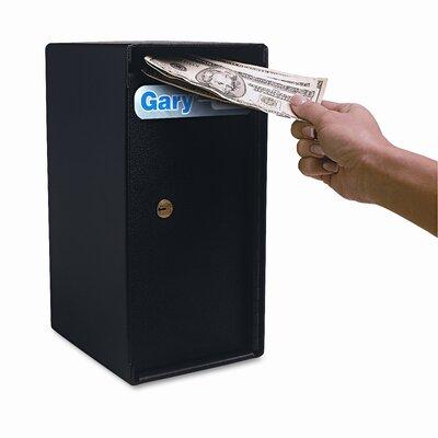 FireKing Theft-Resistant Compact Cash Trim Safe