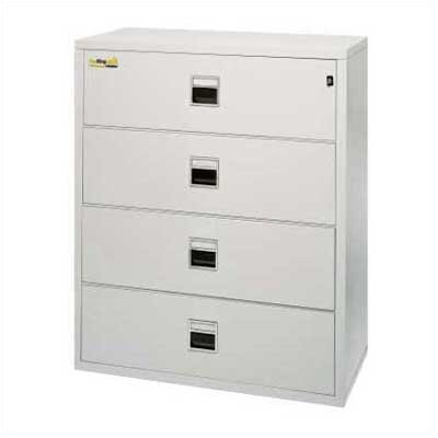 FireKing Fireproof 2-Drawer Lateral Signature File