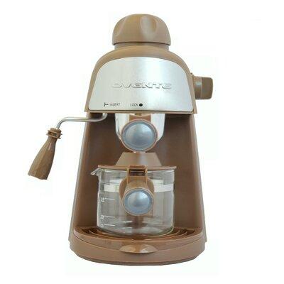 4-Cup Steam Espresso Machine by Ovente