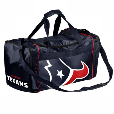 "Forever Collectibles NFL 21"" Travel Duffel"