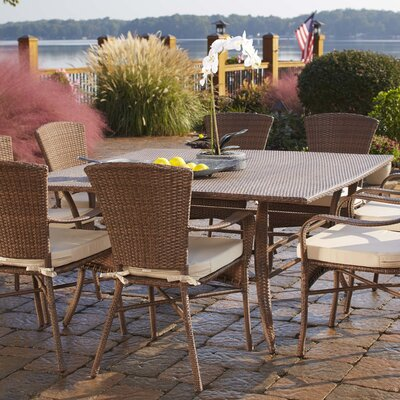 Key Biscayne Dining Table by Panama Jack