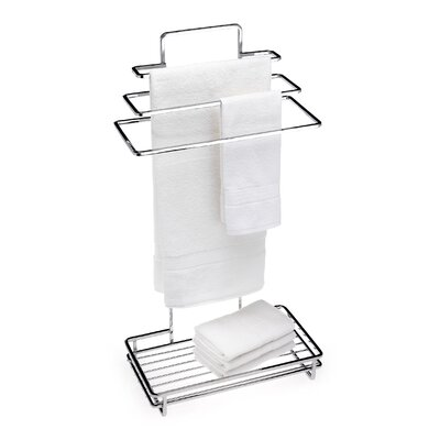 Creative Bath Deco Free Standing Towel Butler
