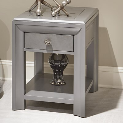 Tower Suite Chairside Table by Legacy Classic Furniture