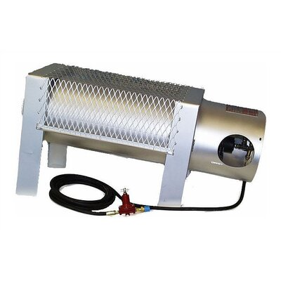 Flagro 375,000 BTU Portable Propane Radiant Compact Heater