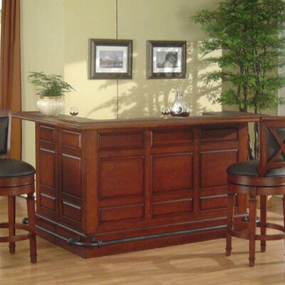 Eci Furniture Manchester Bar With Wine Storage Reviews Wayfair