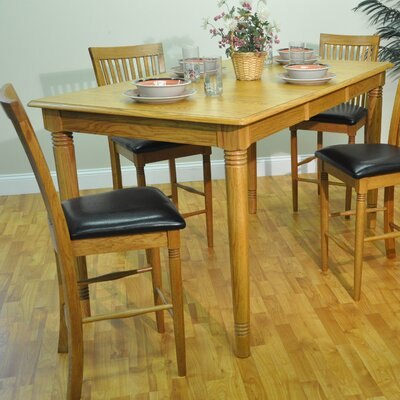 Hudson Series Pub Table by ECI Furniture