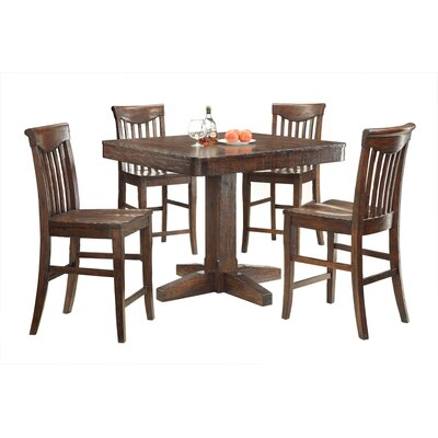 Gettysburg Counter Height Dining Table by ECI Furniture