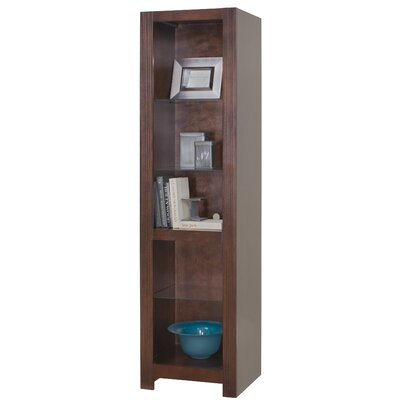 "kathy ireland Home by Martin Furniture Carlton 70"" Standard Bookcase"